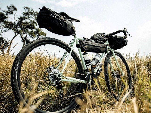 Topeak Bikepacking táskák